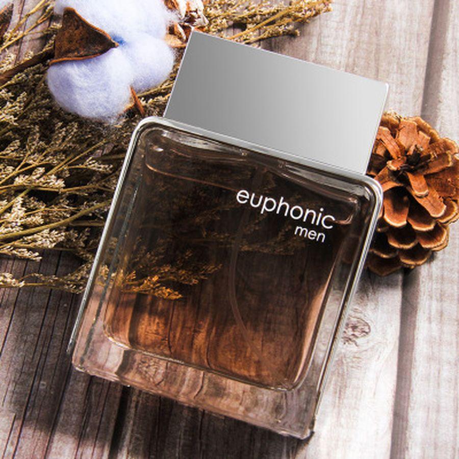 120ml Men Perfume Cologne Lasting Fresh Men Eau De Toilette Perfume Woody Fragrance Body Spray Male Perfume Parfum Aroma