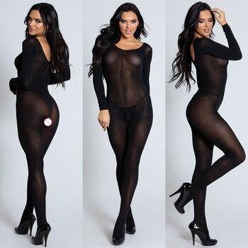 Women Erotic Lingerie Bodysuits INTIMATES