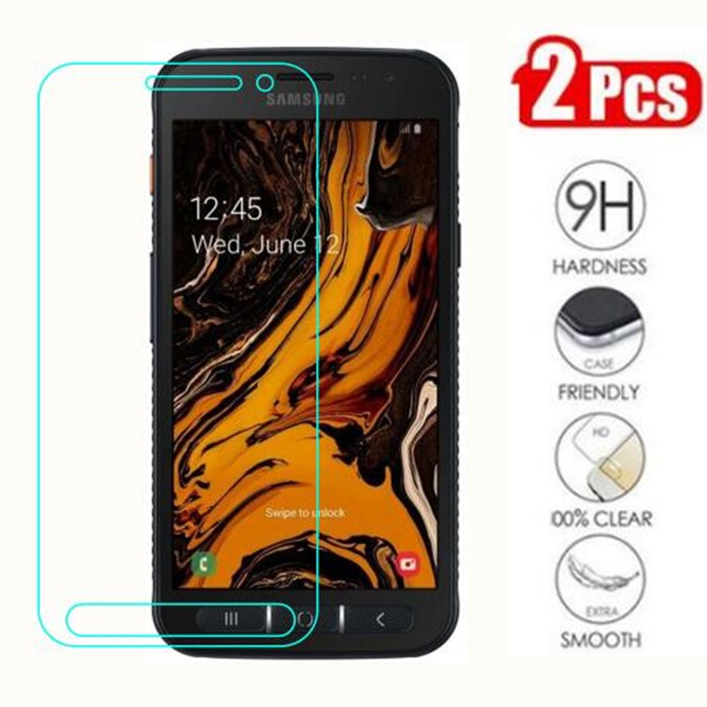 9H 2.5D For Samsung Xcover 4s Tempered Glass For Samsung Xcover 4S SM-G398FN Glass Explosion-proof Anti-scratch Phone Film