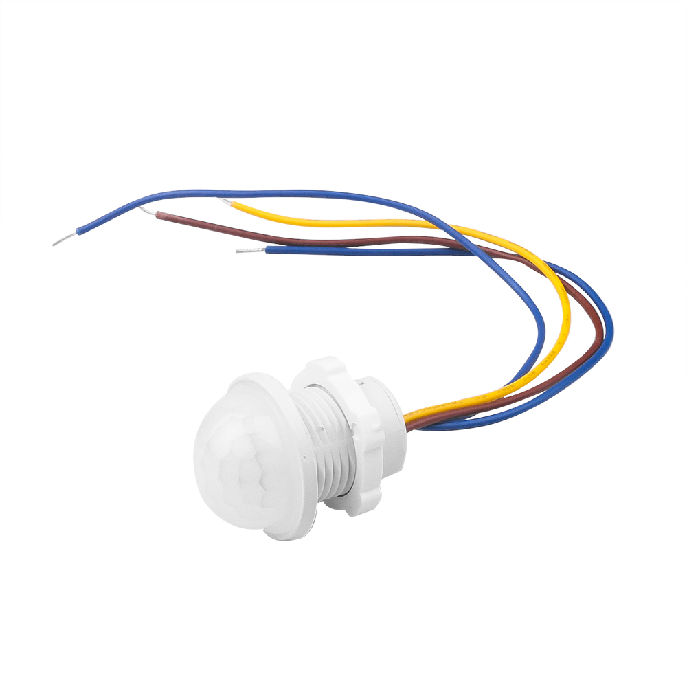110V ~ 240V LED Licht Infrarot PIR Bewegungssensor Intelligente Schalter Neu