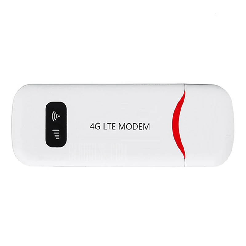 4G Portable Hotspot Mini Wifi Router Usb Modem 100Mbps Lte Fdd With Sim Card Slot