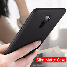 KEYSION Case For Xiaomi Redmi Note 8 Pro Cover Simple Sold Fine Matte Soft Silicone Back Phone Cases Note8