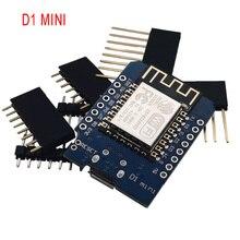 1 Chiếc WeMos D1 Mini NodeMcu 4M Byte Lua WIFI Của Sự Vật Ban Phát Triển Dựa ESP8266