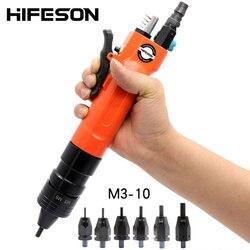 HIFESON пневматические заклёпки, гайки, пистолеты, вставные резьбовые тяги, сеттеры, клепки, гайки, Rivnut, инструмент для M3 M4 M5 M6 M8 M10, гайки