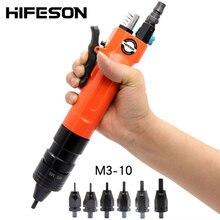 HIFESON Pneumatic Air Rivet Nut Guns Insert threaded Pull Setter Riveters Riveting Nuts Rivnut Tool for M3 M4 M5 M6 M8 M10  Nuts
