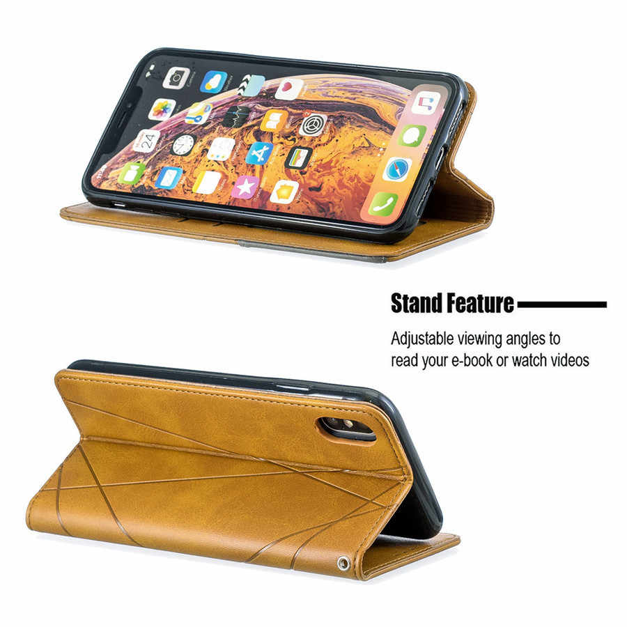 Voor Iphone 11 Pro Max Se 2020 Magneet Flip Leather Case Voor Iphone 11 Xs Max Xr X Xs 7 8 6 6S Plus Card Slot Wallet Cover Etui