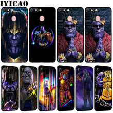 Iyicao Thanoes Marvel Avengers TPU Silikon Phone Case untuk Xiaomi Redmi Note 8 8A 8T 7 7A 6 6A 5 5A Pergi S2 K30 K20 Pro(China)