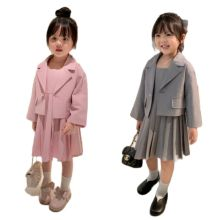 Outfit Blazers Jacket Birthday-Party Suits Dress Wedding Girls Kids for 2-3-4-5-6 7/8-years-old/Jacket/Coats