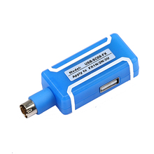 LATEST VERSION PROTABLE USB-SC09-FX For MELSEC PLC PROGRAMMING CABLE  MITSUBISHI FX SERIES ADPATER DOWNLOAD CABLE applicable xbm xgb k7m plc programming cable download cable usb lg xgb