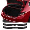 Автомобильный стикер для автомобиля Honda HR-V INSIGHT пилот четкость CR-Z ELYSION освобождается INSPIRE MOBILIO NSX автомобильные аксессуары из углеродного вол...