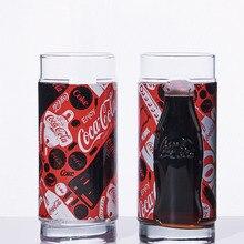 Ретро ностальгические часы в советском стиле Coca-Cola стеклянная чашка рекламный стакан пивные стаканчики стакан для сока