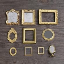 golden frame RETRO VINTAGE