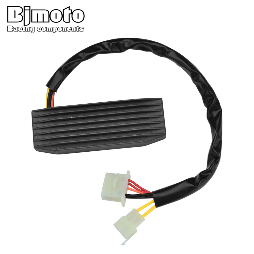 BJMOTO Motorcycle voltage regulator rectifier For <font><b>Suzuki</b></font> <font><b>VS1400</b></font> VS1400GLP Boulevard S83 VS 1400 VS 1400 GLP Intruder 1987-1995 image