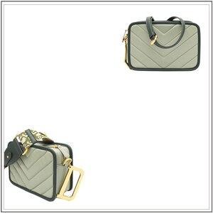 Image 3 - Avro moda moda couro genuíno bolsa de ombro para as mulheres 2019 feminino pequeno crossbody bolsa do vintage quadrado mensageiro saco aleta
