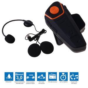 Bluetooth для мотоциклетного шлема, гарнитура, беспроводной домофон, BT-S2, рация, поддержка fm-радио, GPS, голосовое управление