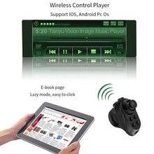 R1 טבעת צורת 3D Bluetooth 4.0 VR בקר אלחוטי Gamepad ג ויסטיק משחקי שלט רחוק עבור LOS אנדרואיד Smartpho.