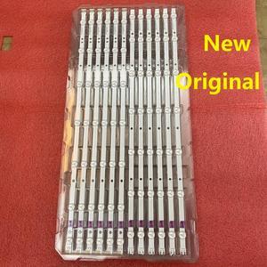 Image 2 - Новый оригинальный 12 шт. светодиодный подсветка полосы для UE60J6200 UN60J6200 UN60FH6003 UN60H6203 D3GE 600SMA R2 600SMB R1 BN96 29074A 29075A