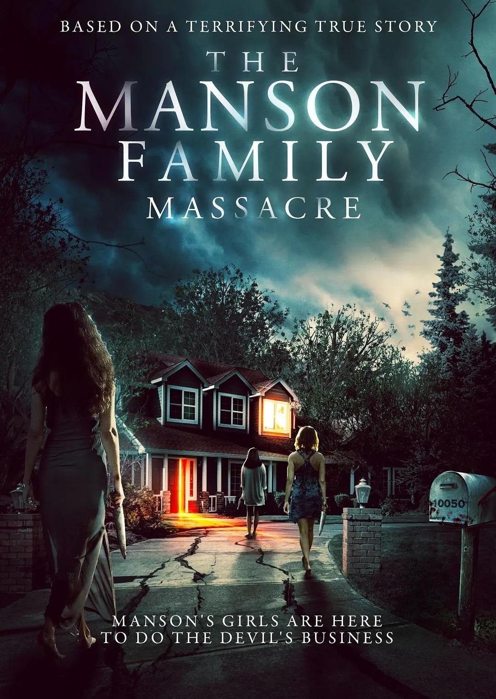 2019 美国《曼森家庭大屠杀》臭名昭著的曼森谋杀案