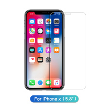 SmartDevil Screen Protector for apple iphone X Mobile Phone Front Protective Film 0.33mm 9H Tempered Glass Toughened Cover