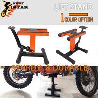 Universal Motorcycle High Quality Stand Stool Repairing Lift Repair Support Holder For Honda KTM Suzuki Kawasaki Dirt Pit Bike