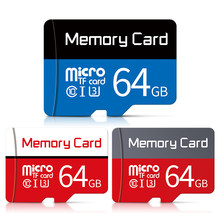 100% Original 64 gb Micro SD Karte Class10 speicher karte 64 gb Mini microSD-stick 64 GB cartao de memoria TF Karte Für Telefon