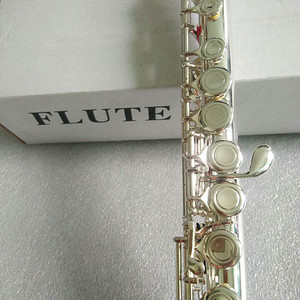 L&K Silver flute 211SL musical