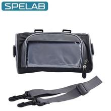 Мотоциклетный передний руль вилка сумка для хранения электрическая передняя рама контейнер для сумок велосипедный Универсальный водоотталкивающий чехол Мото сумка