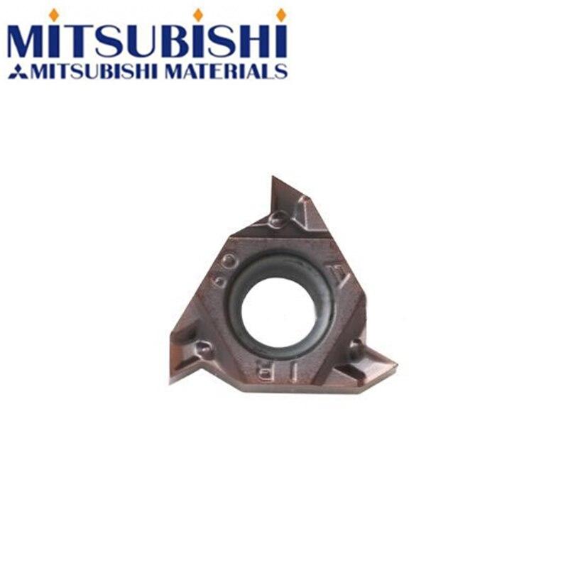 Mitsubishi MMT11IR100ISO-S vp15tf MMT11IR150ISO-S vp15tf inserções de carboneto cnc para rosqueamento ferramenta titular torno ferramentas mmt 11ir iso