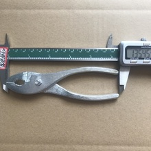 Factory sell directly Fish mouth pliers, 3-inch carp pliers for the pipe and industry preparing 5pcs/dozen