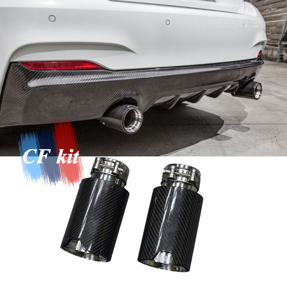 2PCS 60mm Inner Dia Car Exhaust Test Pipe Header Manifold Downpipe Donut Gasket
