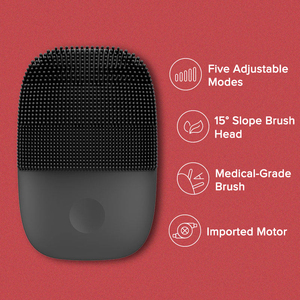 Image 3 - Inface Electric Sonic Facial Cleansing Brush Deep Cleaning Face Brush Upgrade Version Face Cleaning Tool