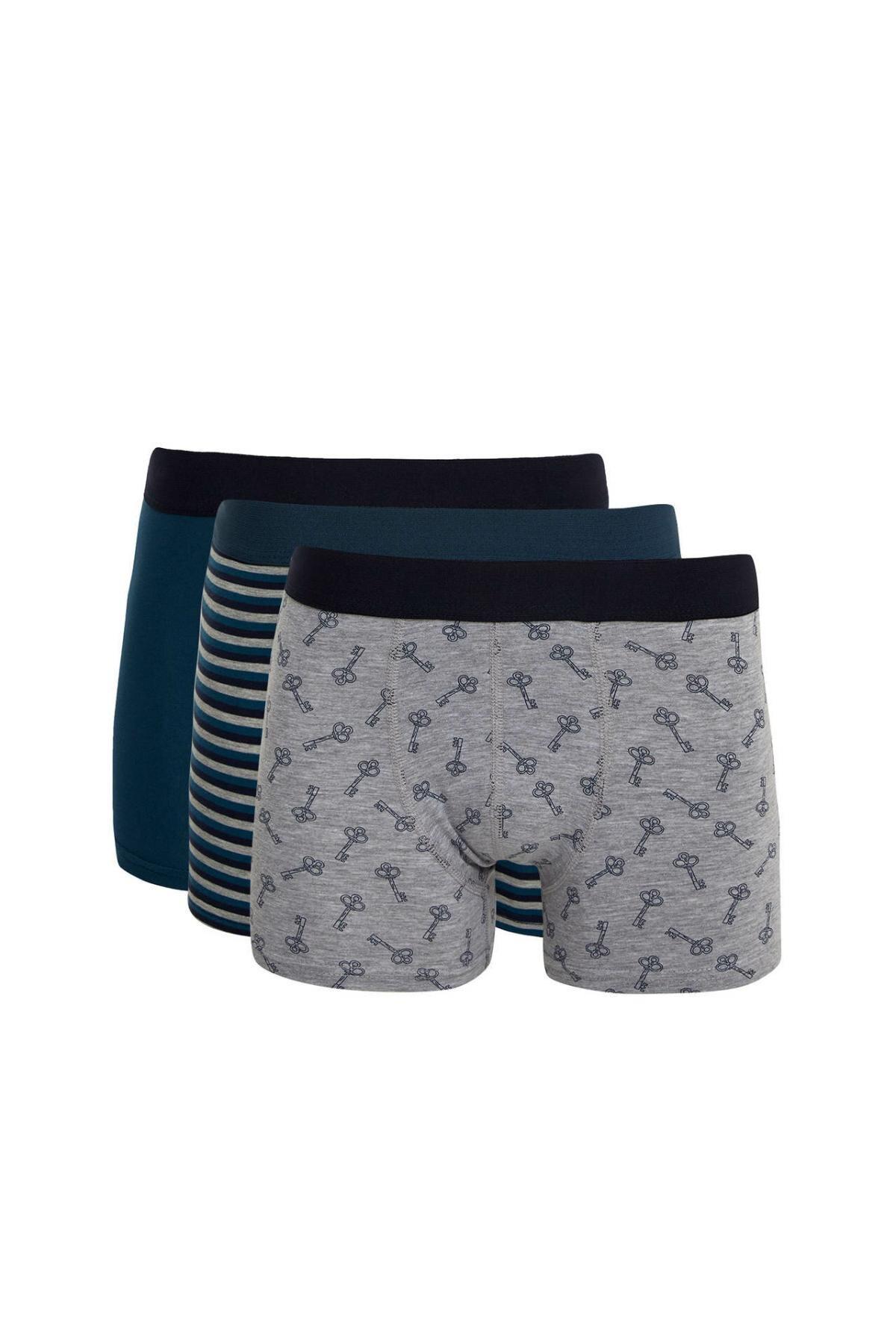 DeFacto Man Knitted Boxer-K6351AZ19SP