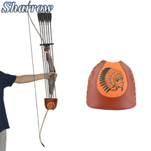 6-Arrows Archery Quiver Deadlock Lite Arrow Rest No Arrows For Compound Bow Hunting and Recurve Shooting Accessories