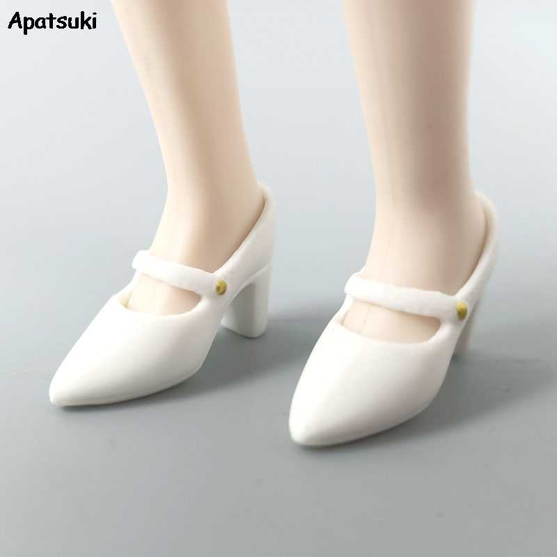 High Heels Sandals Boots Doll Shoes for