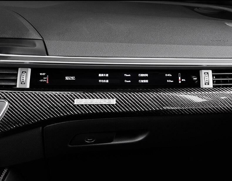 Android автомобиль приборной панели Дисплей для-audi A4 A4L S4 RS4 A5 S5 RS5 2016 2017 2018 2019 мультимедиа ЖК-дисплей пилот Дисплей