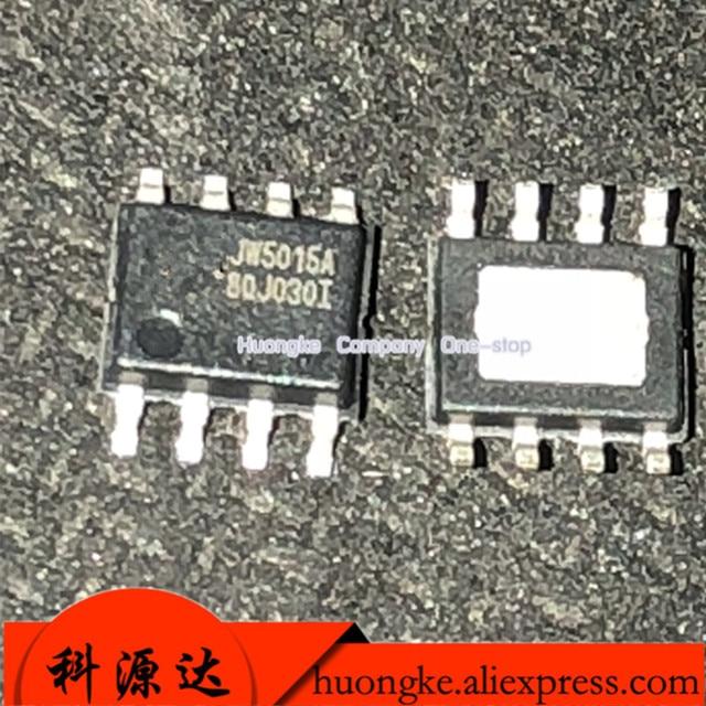 10 unids/lote JW5015A JW1237A JW1237 SOP8 INSTOCK