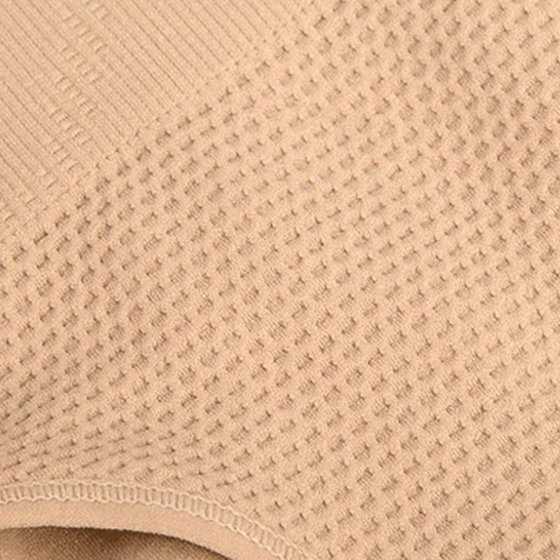 Women High Waist Shapewear Seamless Tummy Control Body Shaper Panty Tummy Briefs LX9E