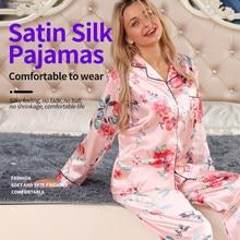Frauen pyjamas Nachtwäsche Sexy dessous schlaf set pyjamas Nachthemd frauen spitze unterwäsche sommer kühlen Satin eis seide nachtwäsche