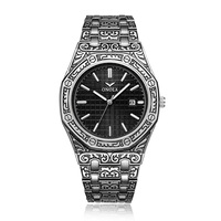 ON3812 silver black