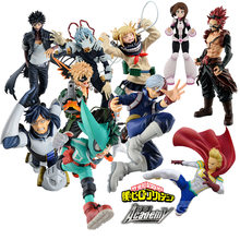 Original My Hero Academia Mi Héroe Academia Figuras Anime de Acción Juguetes Academy King of Artist Boku no Hero Academia Shoto Todoroki Bakugo Dabi Anime Figuras Coleccionables