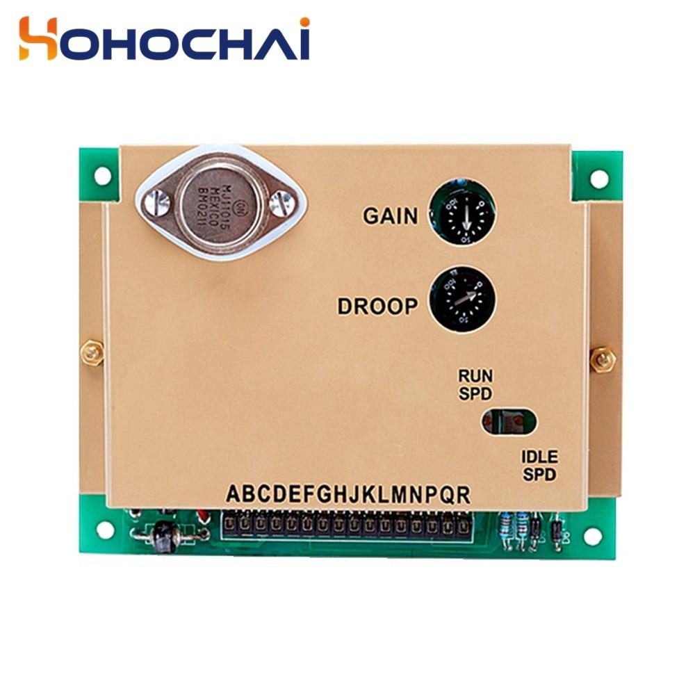 3044195 3062323 4913988 Engine Governor Diesel Generator Set Electric Speed Controller Board Brushless Genset Parts