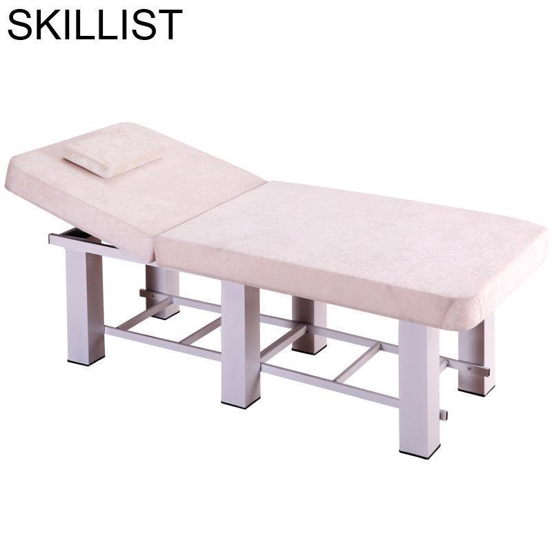 Massagetafel Mueble Salon Silla Masajeadora Cama Para Envio Gratis Tafel Table Chair Folding Camilla Masaje Plegable Massage Bed