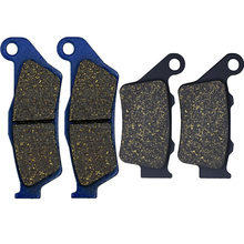 цена на Motorcycle Brake Pads Front Rear For KTM SX 360 EXC 360 SX 380 SC 400 SX 400 SX 440 EXC 450 LC4-E 400 Enduro