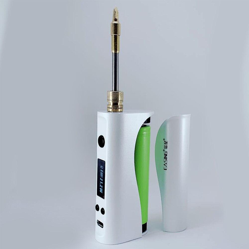 X3 80W 510 Mini Electric Solder Iron USB DIY Soldering Stations Adjustable Temperature Battery Soldering iron Kit Repair Tools