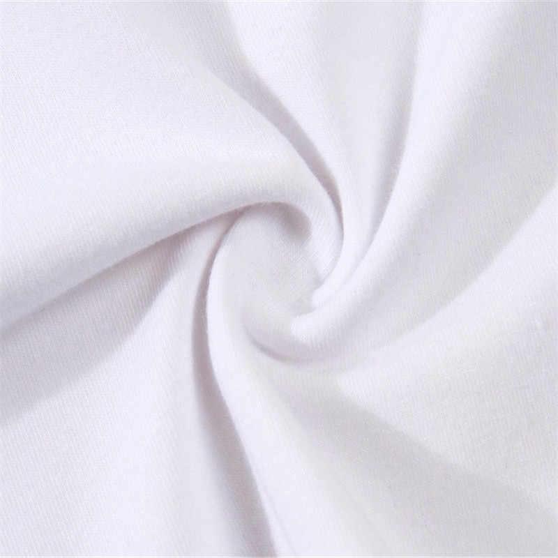 Luslos Vendita Calda Nuovo Donne di Stile di Strada casual Manica Corta O-Collo In Cotone T camicia di Leopardo di Alta-tacco alto Grafica Stampata magliette Femminile