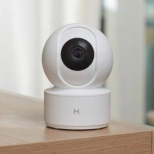 Image 2 - Xiao mi jia chuang mi câmera ip inteligente ptz 1080 p hd webcam filmadora 360 ângulo wifi sem fio cam visão noturna para mi casa