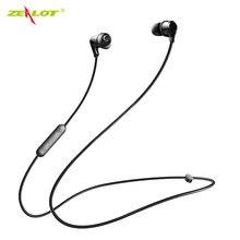 ZEALOT H11 spor Bluetooth kulaklık 5.0 Sweatproof boyun bandı kablosuz kulaklık 8H oynatma kulaklık cep telefonu için