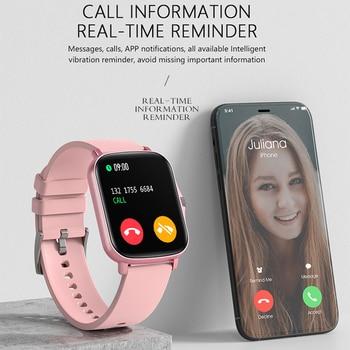 Full Touch Y20 Sport Smart Watch Men Women IP68 custom dial Heart Rate Spore Smartwatch wristwatch GTS 2 P8 plus 2