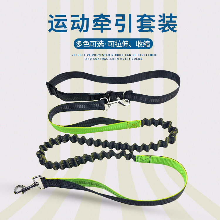 New Style Pet Supplies Dog Hand Holding Rope Sports Hand Holding Rope Dog Traction Dog Traction Belt