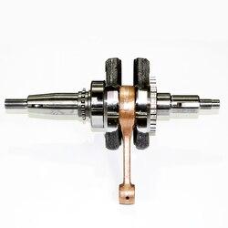 Motorrad Kurbelwelle Kurbelwelle Emission Version Motor für Yamaha YBR125 TTR125 TTR JYM YBR 125 125cc Euro ICH II